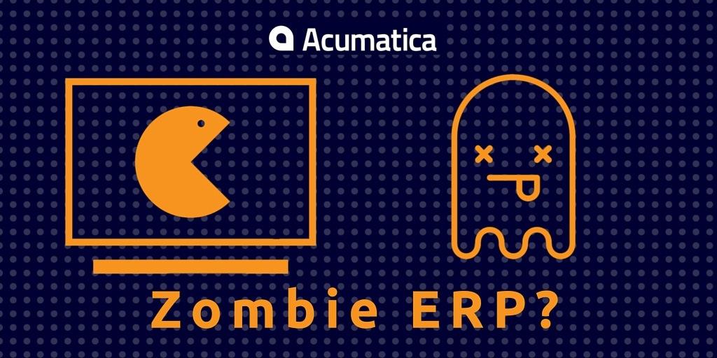ERP is Dead. Zombie ERP