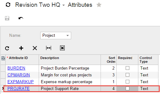 Recurring Billing Using Projects