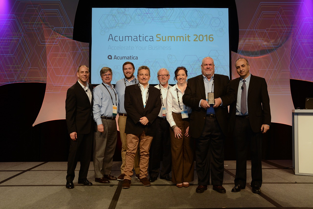 Acumatica Partner Awards 2015