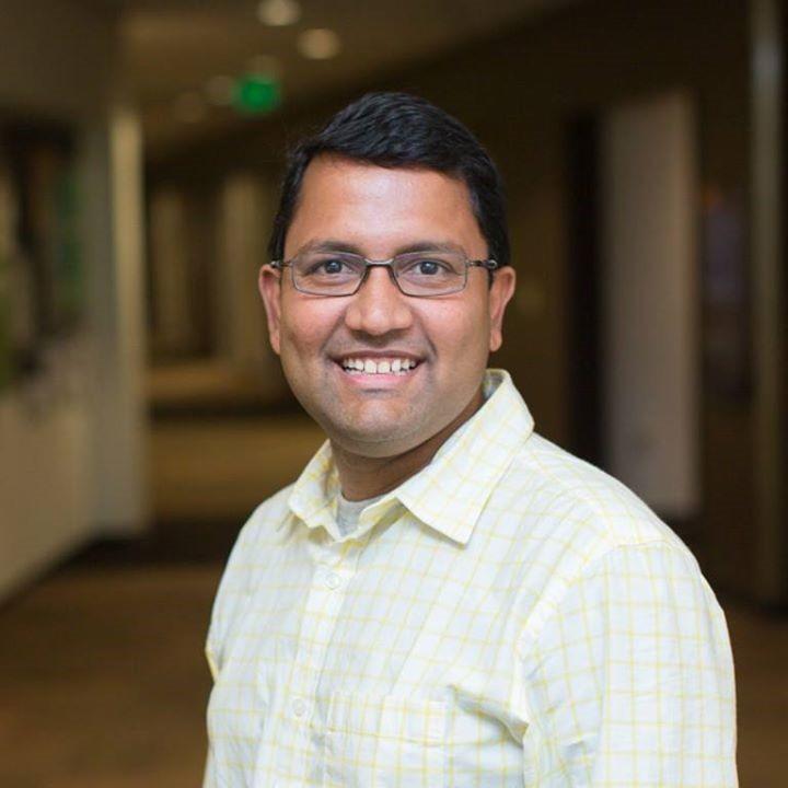 Meet up with Ajoy Krishnamoorthy at AADI