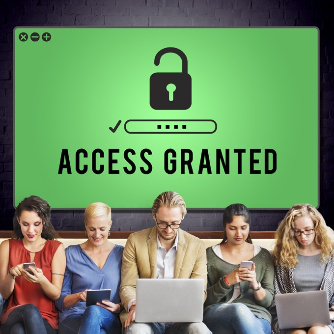 With user authentication, Acumatica provides exceptional security and gives users only what they need