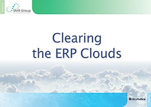 Clearing the ERP Cloud eBook