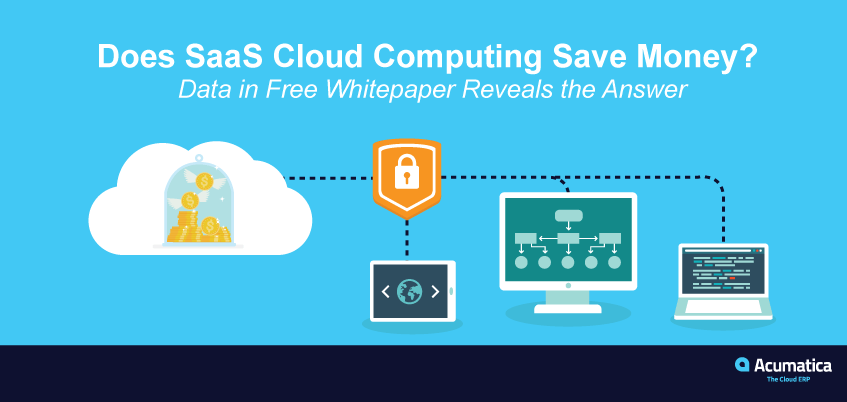 Does Saas Cloud Computing Save Money Data In Free