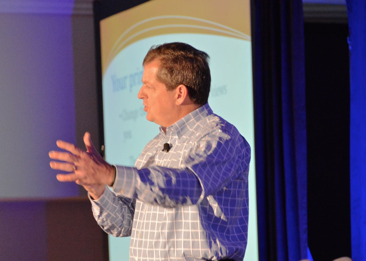 John Jantsch of Duct Tape Marketing discusses Marketing as a System