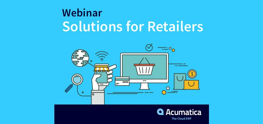Free Retail Webinar: Learn How Businesses Are Growing with Integrated Retail Management Solutions