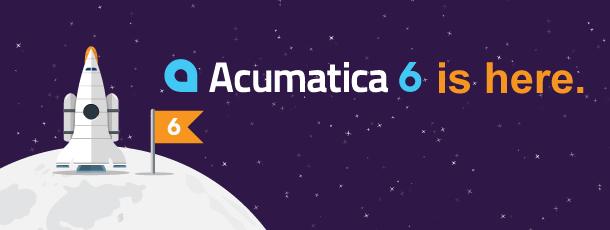 Acumatica 6 is Here