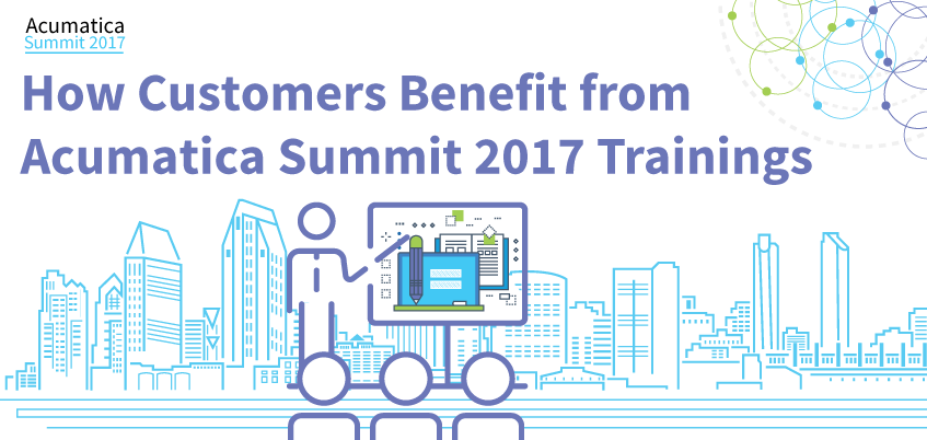 How Customers Benefit from Acumatica Summit 2017 Trainings