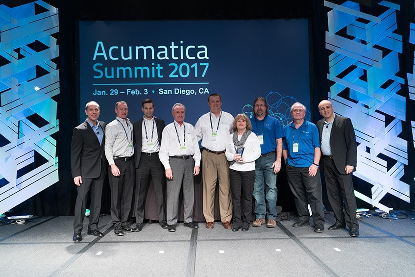 Acumatica Partner of the Year 2016, Crestwood Associates