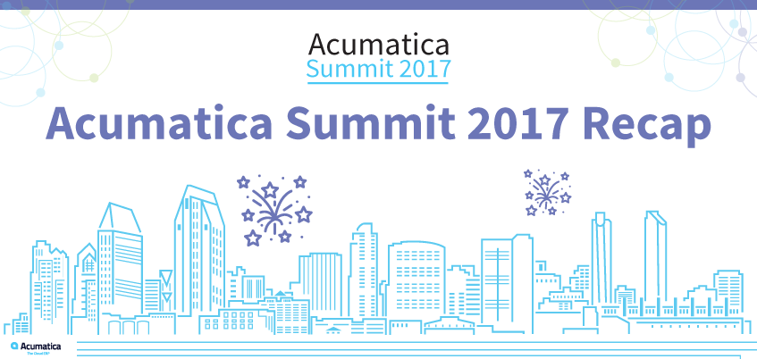 Acumatica Summit 2017 Recap