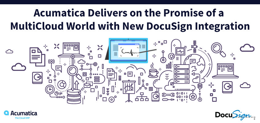 Acumatica and DocuSign Integration