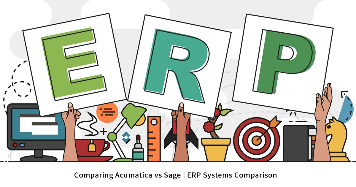 Comparing Acumatica vs Sage | ERP Systems Comparison
