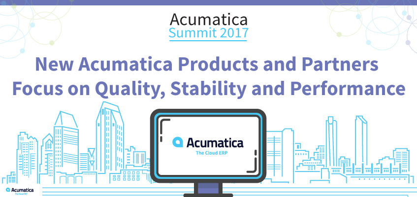 New Acumatica Products and Partners Focus on Quality, Stability and Performance