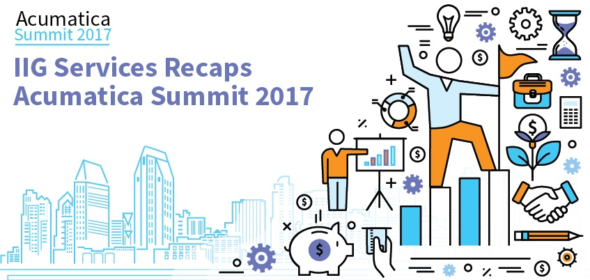IIG Services Recaps Acumatica Summit 2017