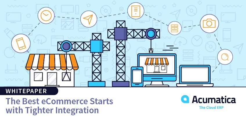 Free Whitepaper: The Best eCommerce Starts with Tighter Integration