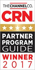 Acumatica has earned CRN's 5-Star rating Partner Program 2017