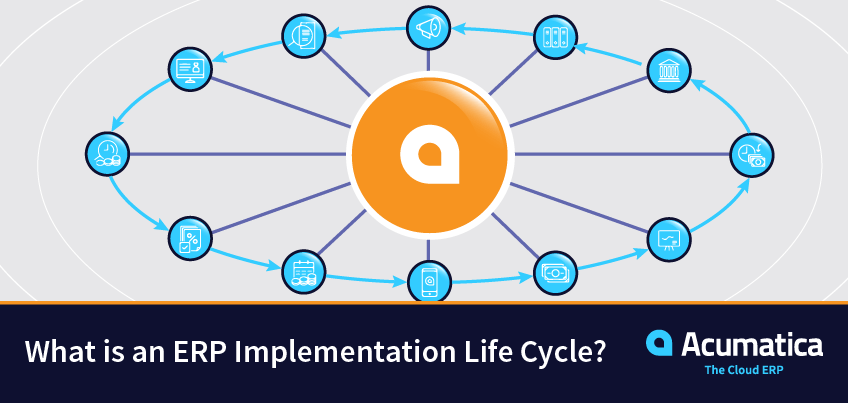 What is an ERP Implementation Life Cycle?