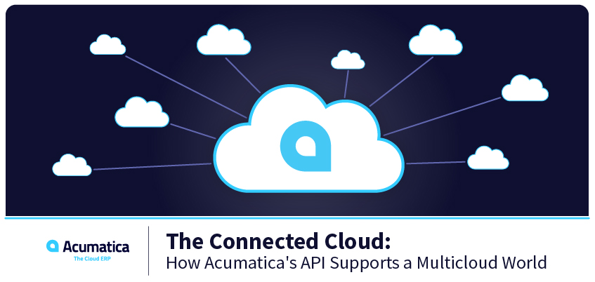 The Connected Cloud How Acumatica's API Supports a Multicloud World
