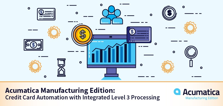 Credit Card Automation with Integrated Level 3 Processing