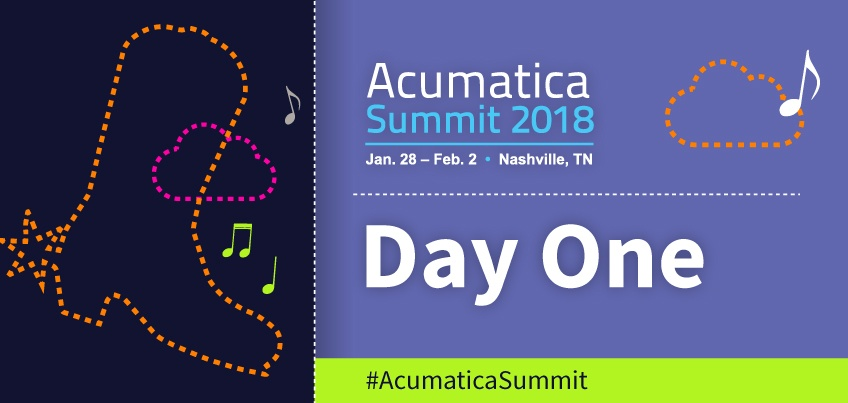 Acumatica Summit 2018 Day One Highlights Acumatica's Continued Growth and Innovation