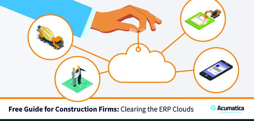 Free Guide for Construction Firms Clearing the ERP Clouds