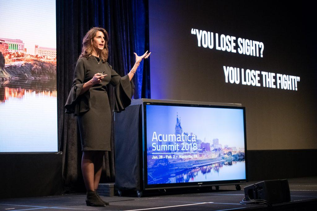 Acumatica Summit 2018_Closing Keynote_Carey Lohrenz