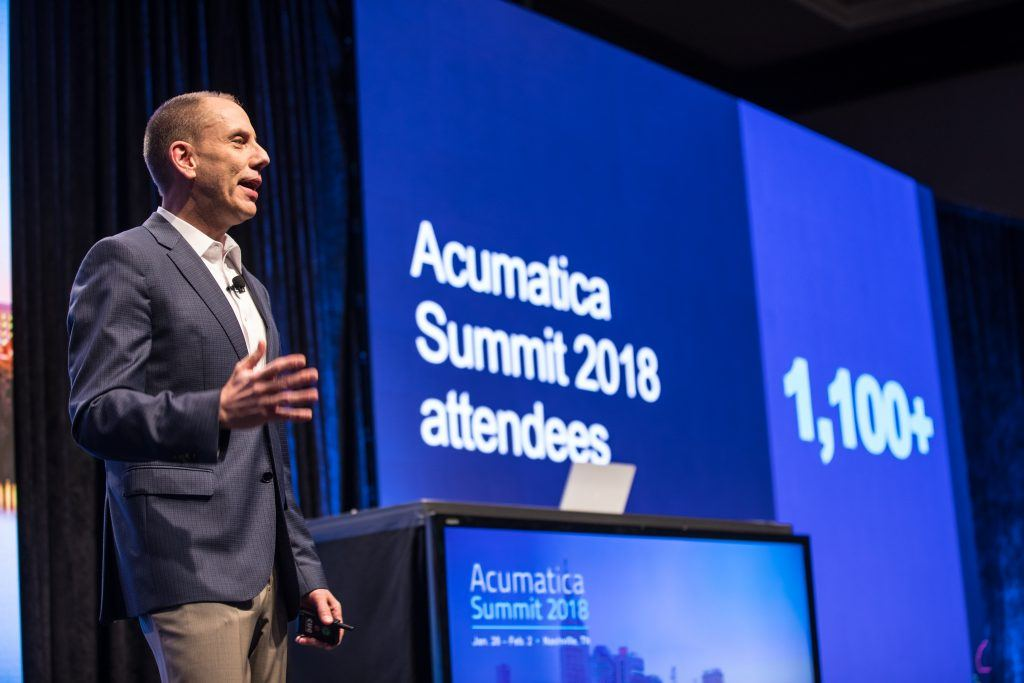 Acumatica Summit 2018_Day 1 Keynote