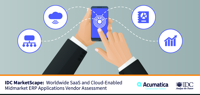 Choose the Right SaaS ERP System Free MarketScape Vendor Assessment Report from IDC