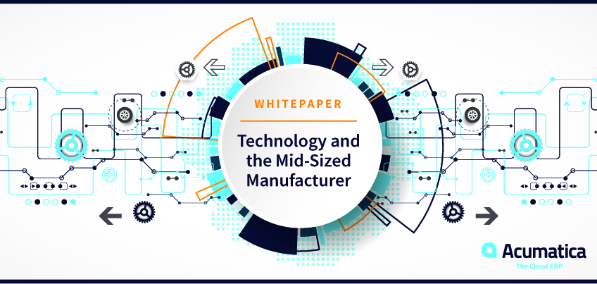 Free Whitepaper Understand and Navigate the Current Technological Landscape for Manufacturing ERP Systems