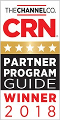 Acumatica has earned back to back CRN's 5-Star rating Partner Program 2018 for 2 years straight!