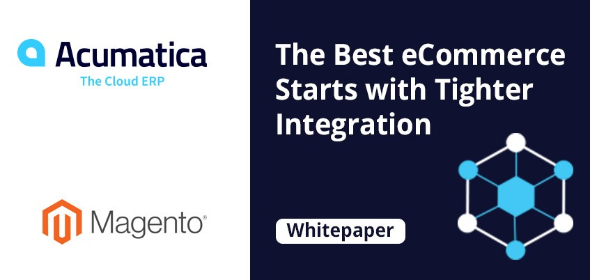 Build a Successful ERP eCommerce Strategy with Tighter Integration -- Free Whitepaper