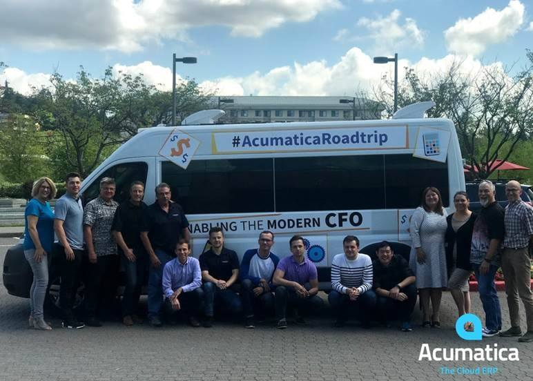 Acumatica Roadtrip Group
