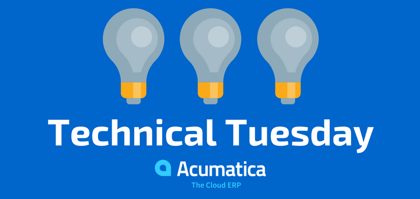 Technical Tuesday: Multi-Factor Authentication via Single Sign-On in Acumatica Cloud ERP