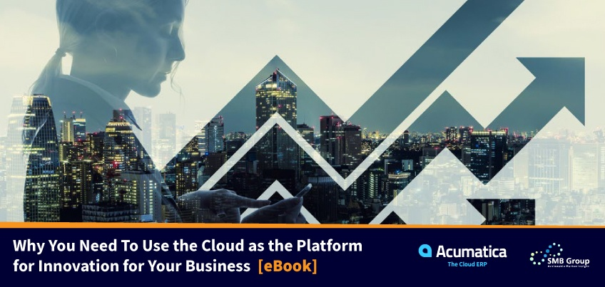 Why You Need to Use the Cloud as the Platform for Innovation for Your Business