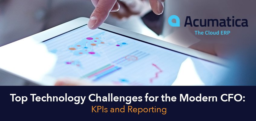 Top Technology Challenges for the Modern CFO: Planning for Growth