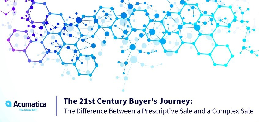 The 21st Century Buyer's Journey: The Difference Between a Prescriptive Sale and a Complex Sale