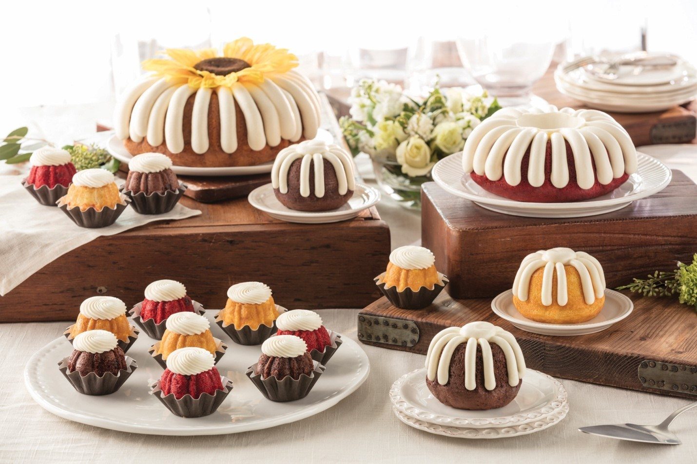 Nothing Bundt Cakes 1