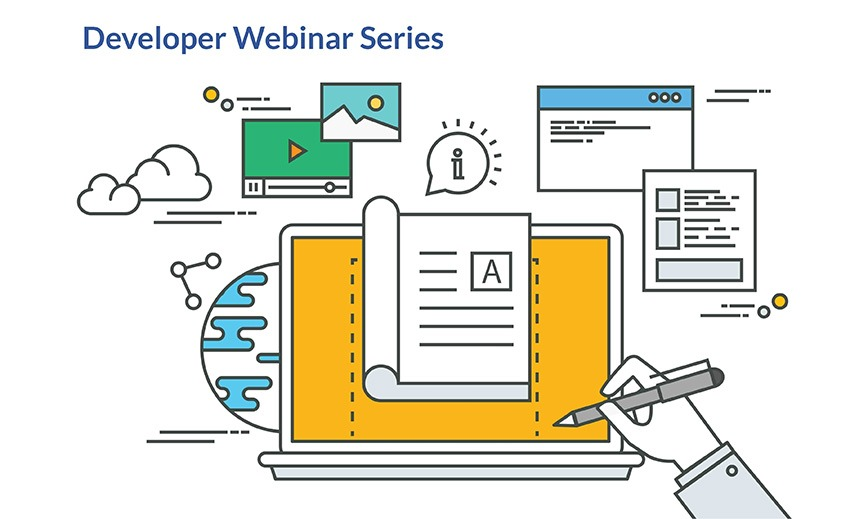 Announcing a New Webinar Series for Developers